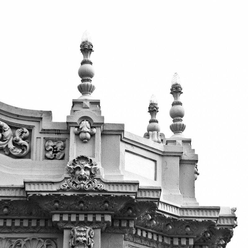Balboa Park Architecture Detail