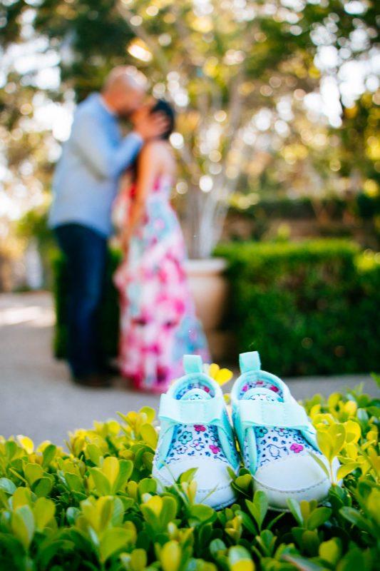 Balboa Park Maternity Shoot