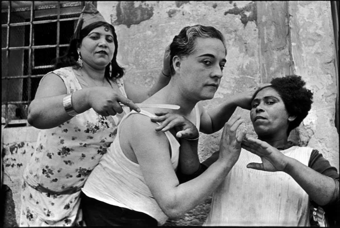 Henri-Cartier Bresson Europeans