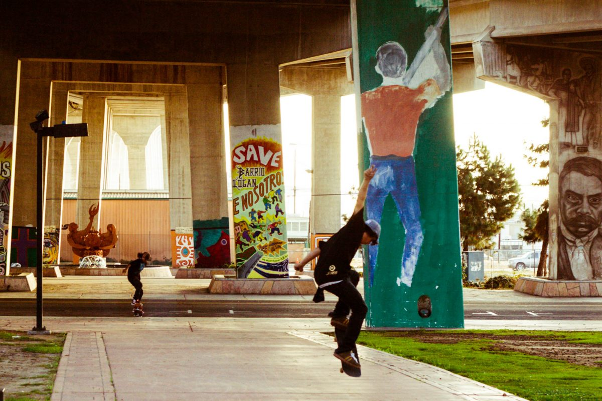 Chicano Park Photography