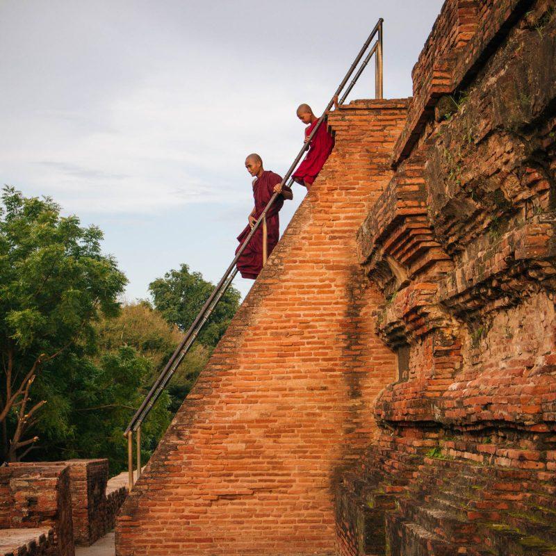 Shwesandaw Pagoda Photography