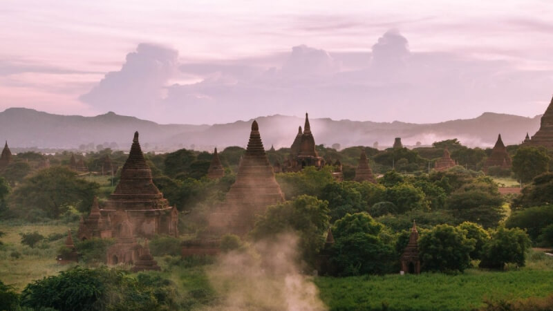 Myanmar Destinations