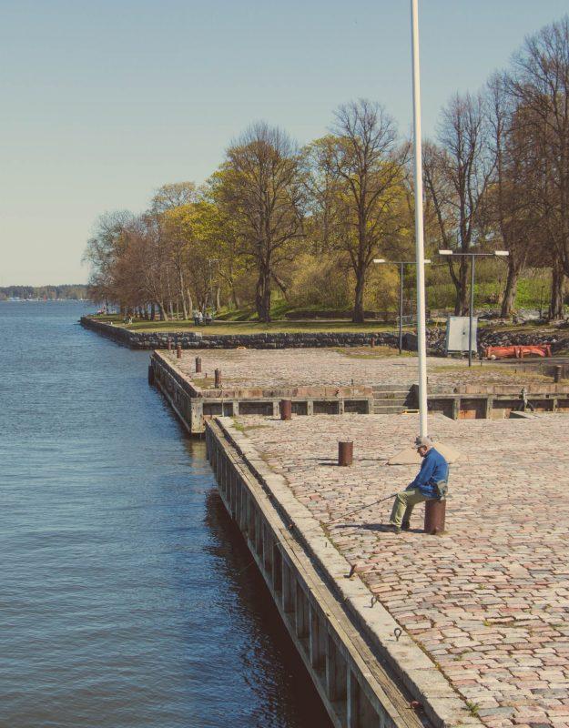 Suomenlinna Island Photography