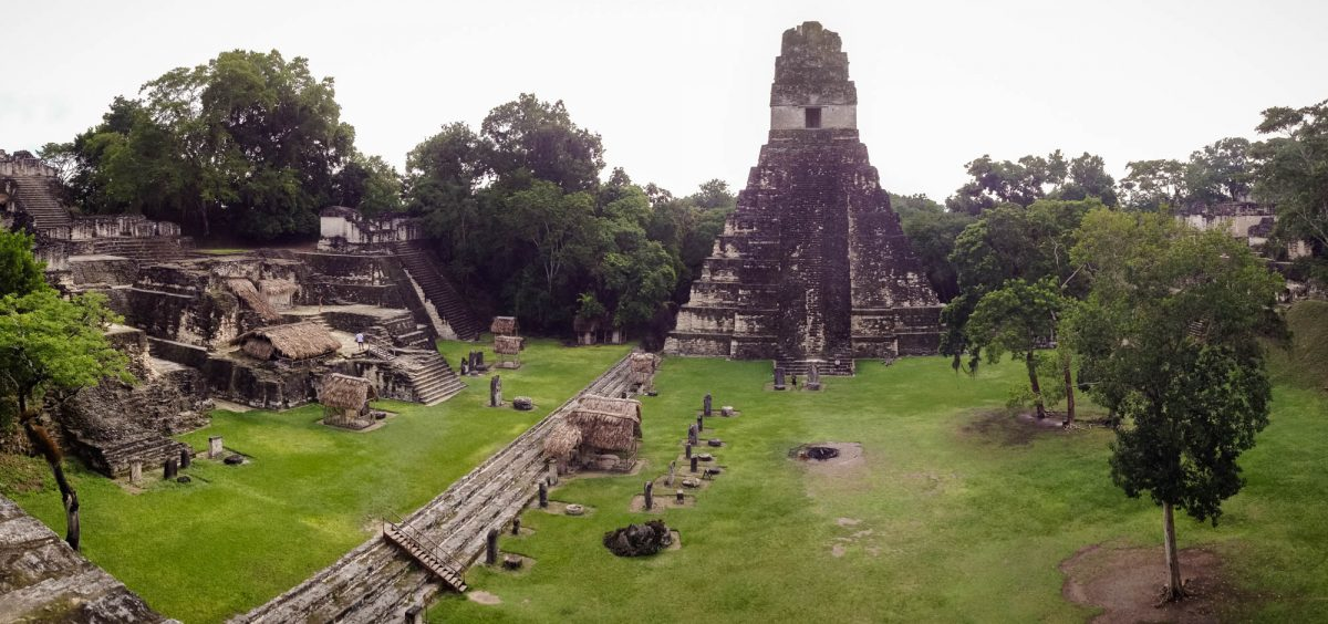 Photo Guide to Tikal National Park