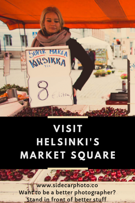 Kauppatori Fish Market, Helsinki
