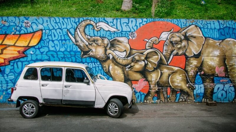 Comuna 13 Elephants