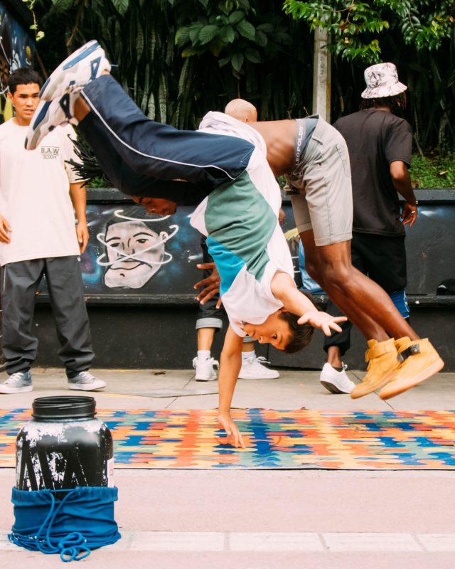 Casa Kolacho Hip Hop