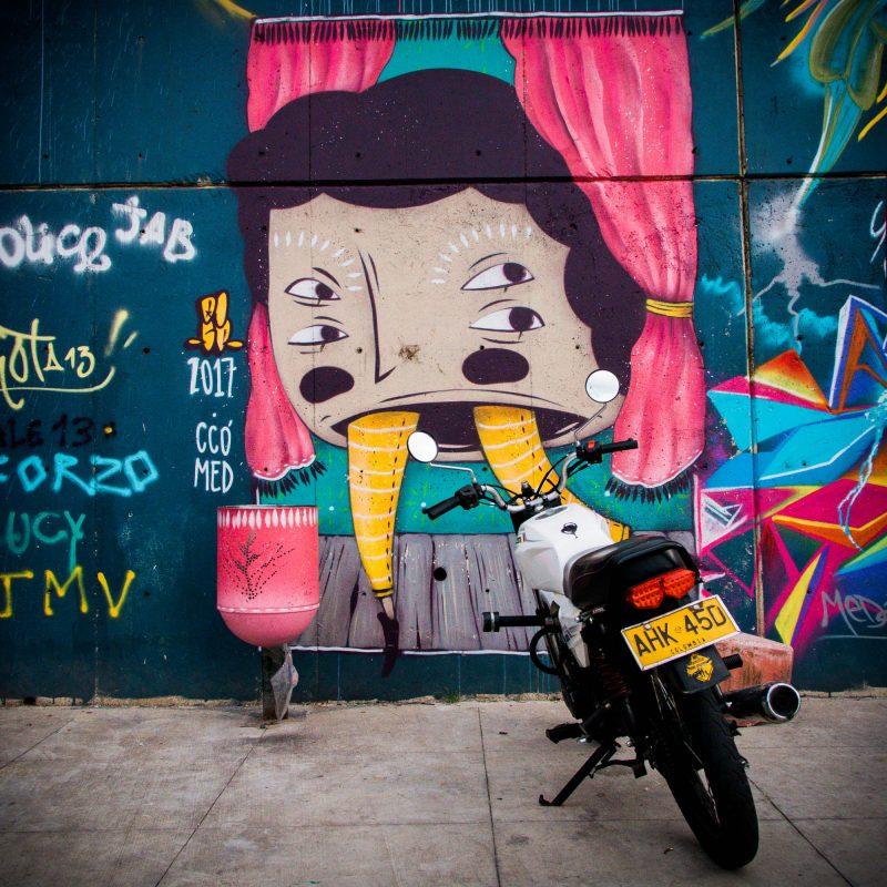 Comuna 13 Photo Guide