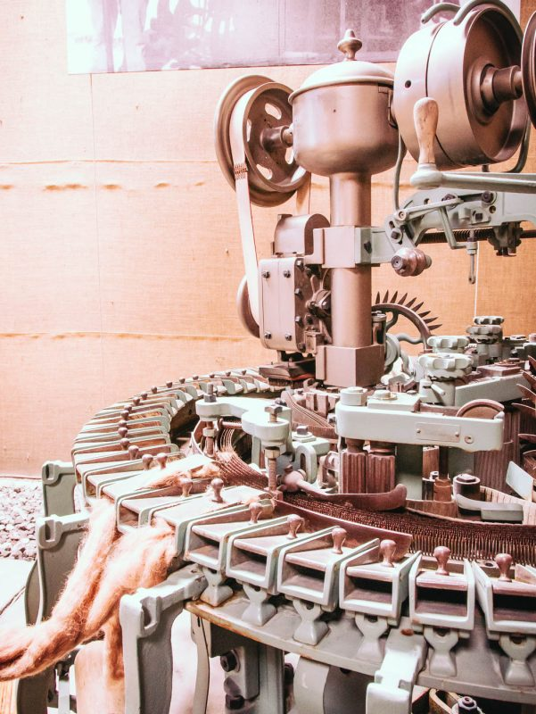 Alpaca Weaving Machinery