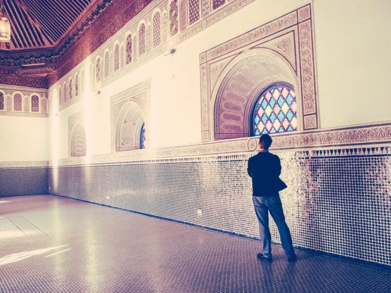 El Palais Bahia, Marrakesh