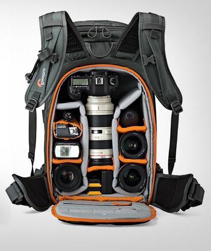Best camera bag backpack options