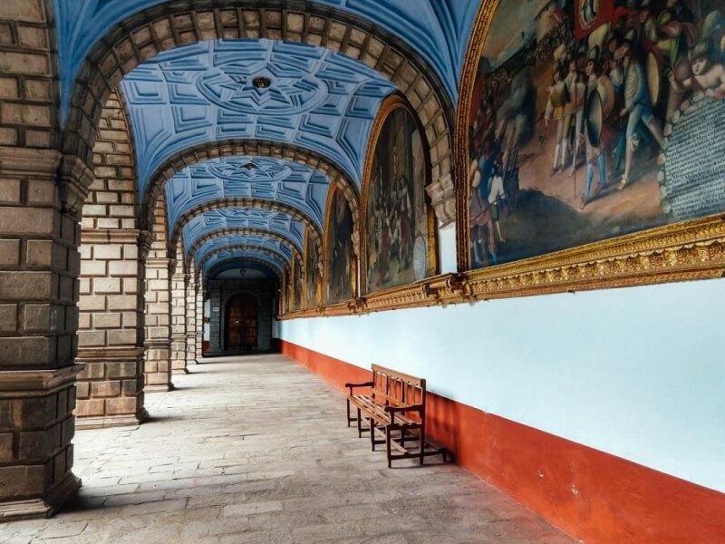Basilica de la Merced Cusco