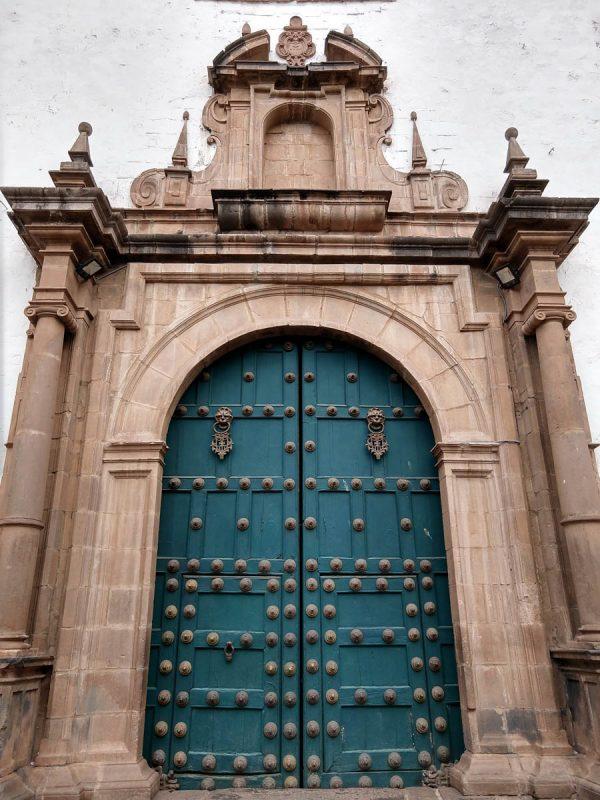 Basilica de la Mercced Cusco