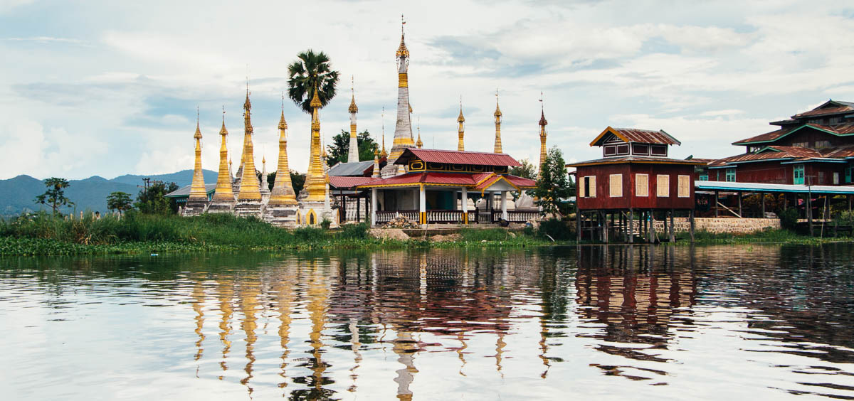 Best Photo Spots in Myanmar