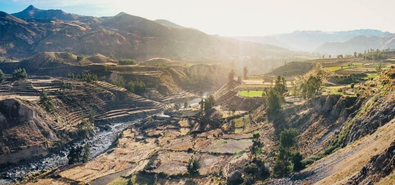 Colca Canyon Without Hiking