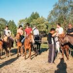 Horseriding in Terelj