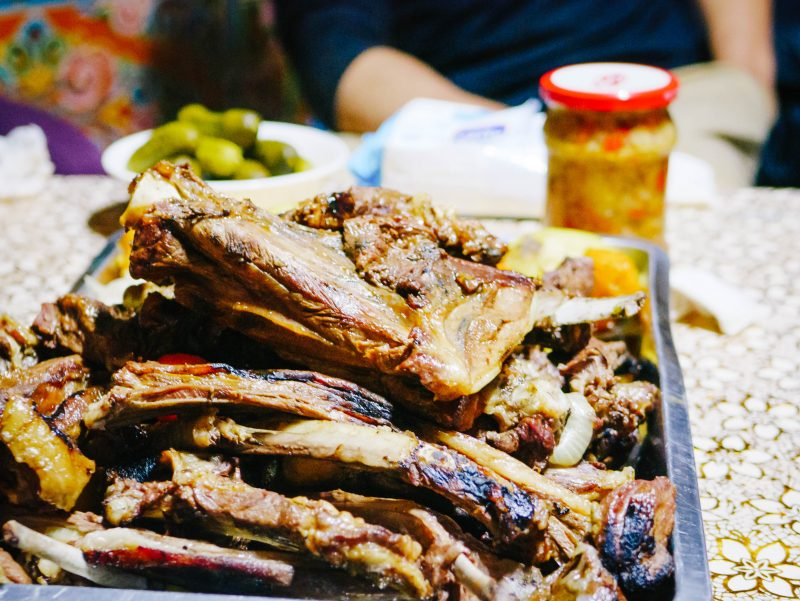 Yummy mongolia BBQ