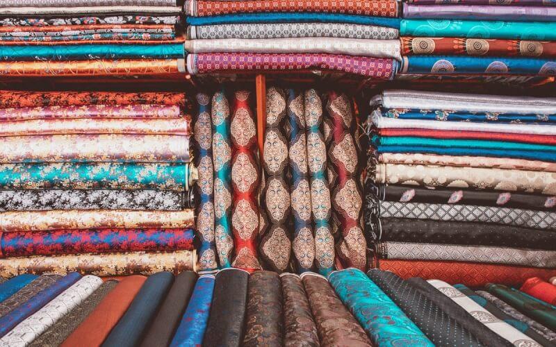 Naraan Tul Market Fabrics