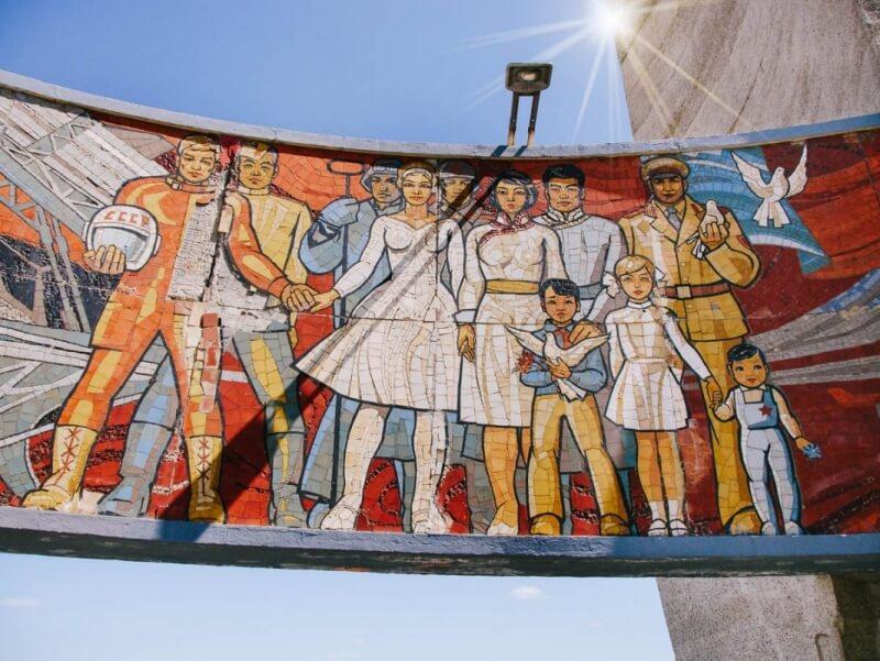 4 Day Itinerary in Mongolia - Zaisan Memorial