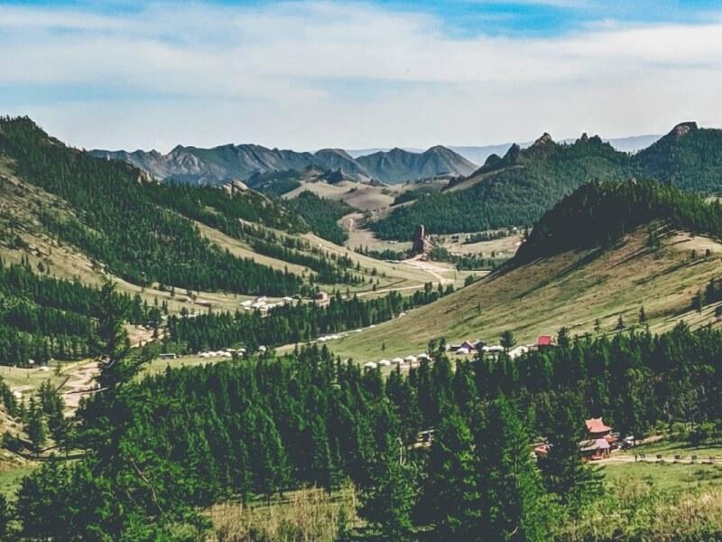 Terelj Park View