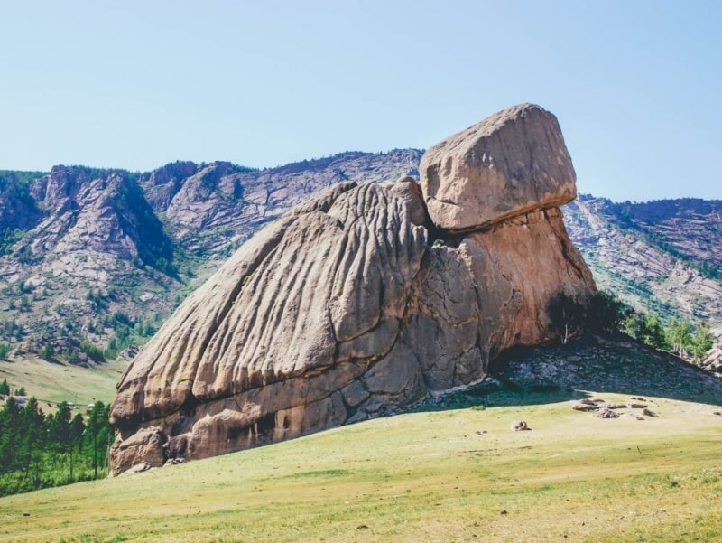 Turtle Rock Mongolia