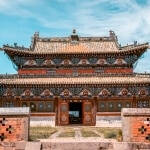 Erdene Zuu Monastery, Mongolia