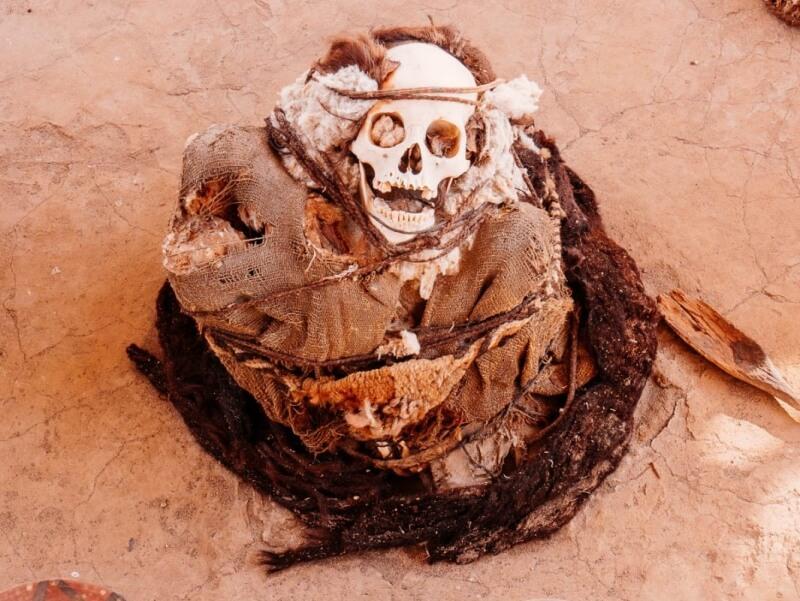 Chauchilla Mummy