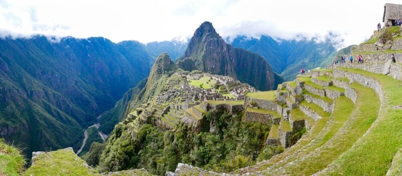 Machu Picchu by Sidecar Photo