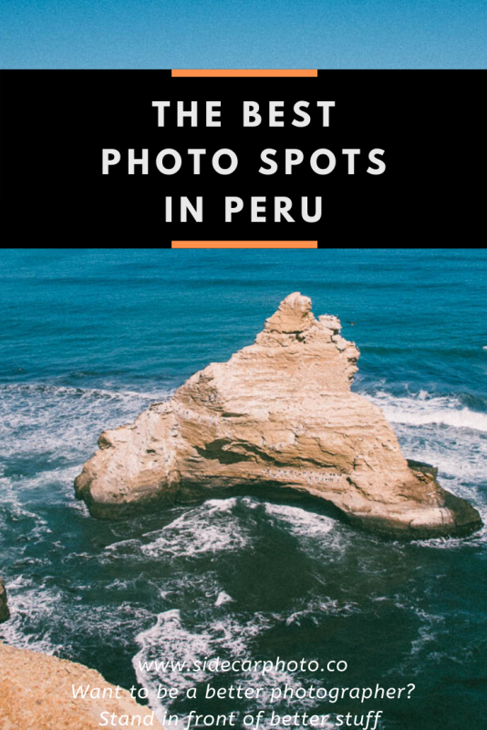 Best Photo Spots in Peru
